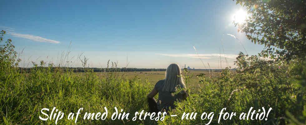 slip af med stress